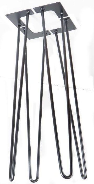 Крака за маси тип Фиба - hairpin legs гр. Смолян - image 5