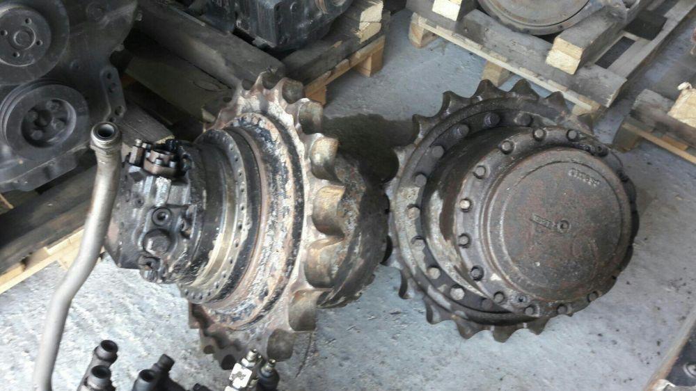 Reductor si hidromotor transmisie Volvo 240
