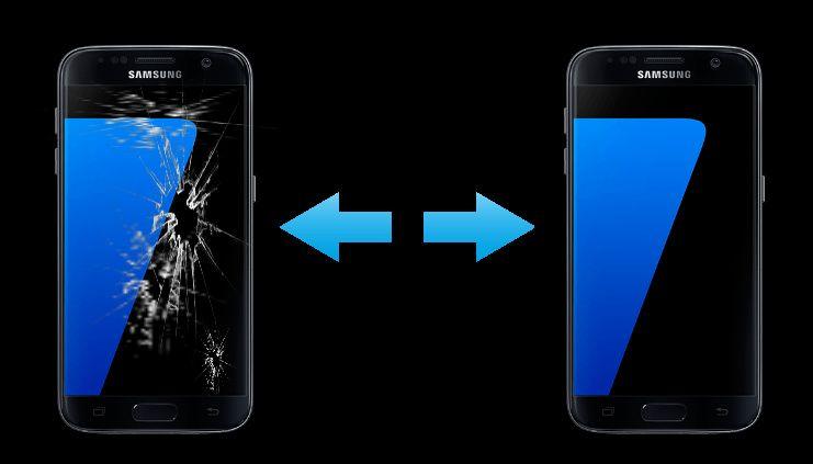 Професионална смяна на стъкла на SAMSUNG S6 edge , S7 edge гр. София - image 2