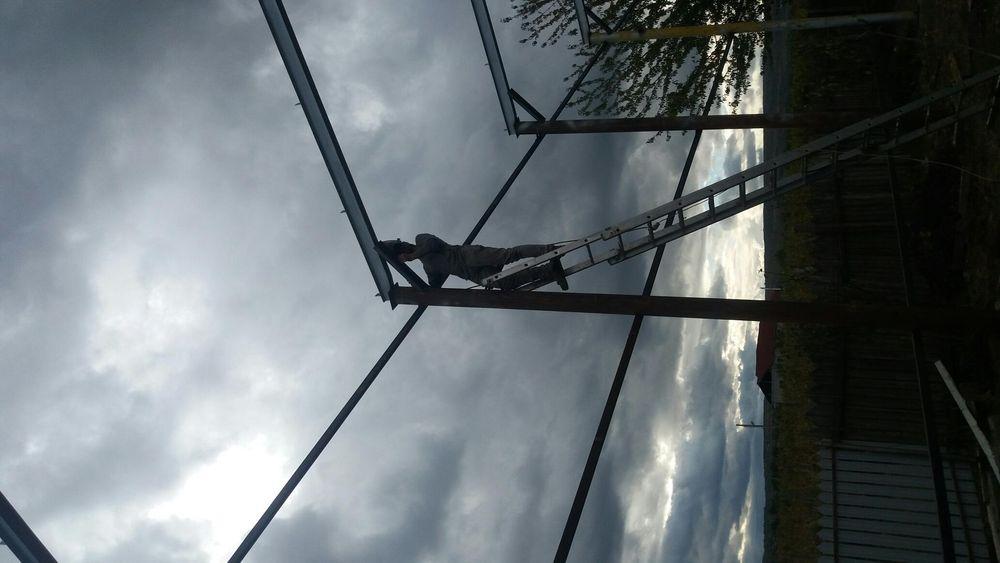 structura metalica 12x20