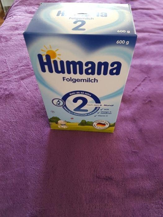 Humana 2 600 g (formula de continuare varsta de 6 luni)