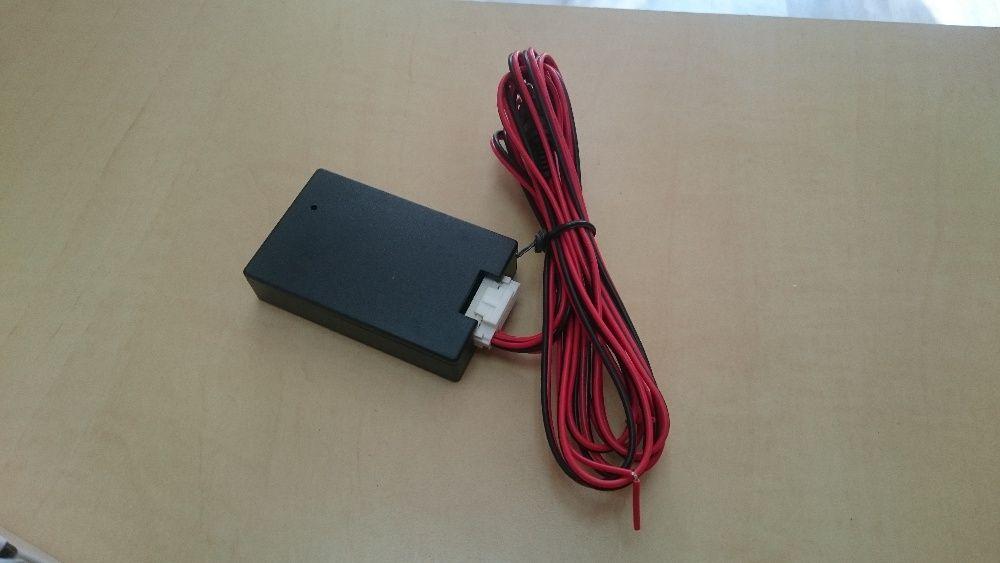Delay Box montare camera marsarier pe RCD330