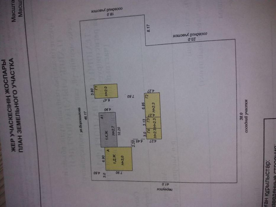 Продам дом в имантау возле соснового бора