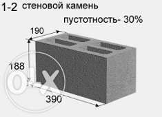 Пескоблок СКЦ-1. Вес 22кг. Завод 8 лет на рынке Астаны.