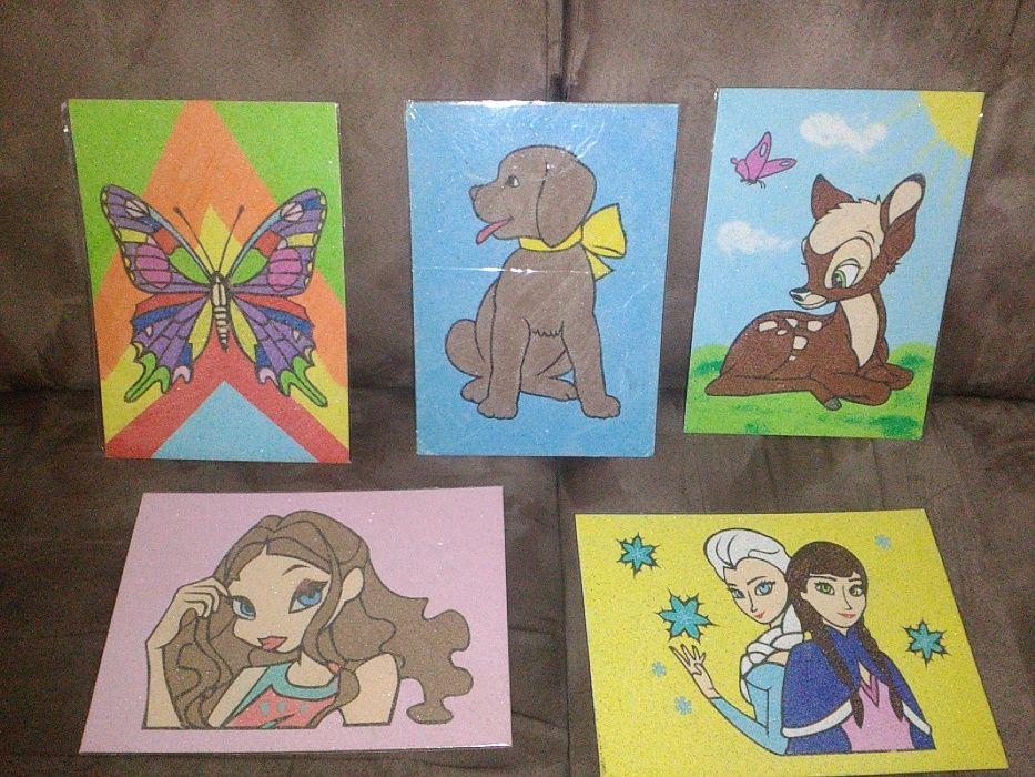 Нови картини,подходящи за детска стая !