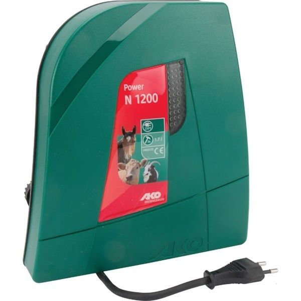 aparat gard electric AKO N1200 alimentare 230 Jucu - imagine 1