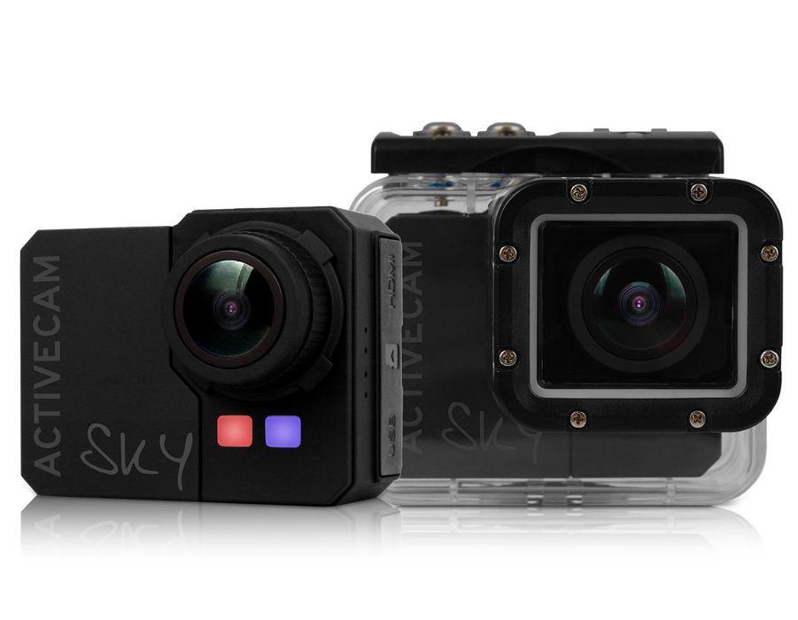 Водонепроницаемая спортивная видеокамера Activecam Sky АКЦИЯ