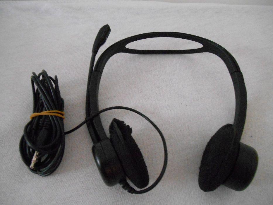 Продавам оригинални PC слушалки Logitech