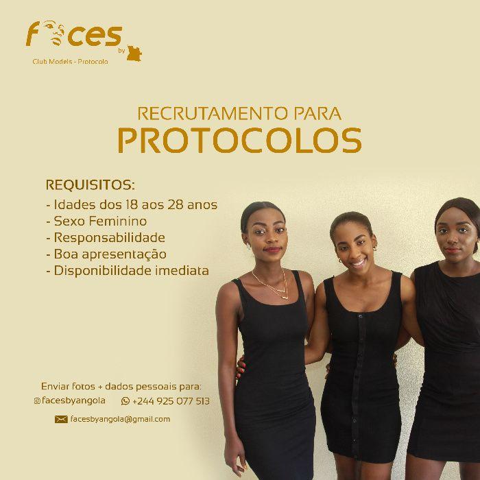 Recrutamento para Protocolos