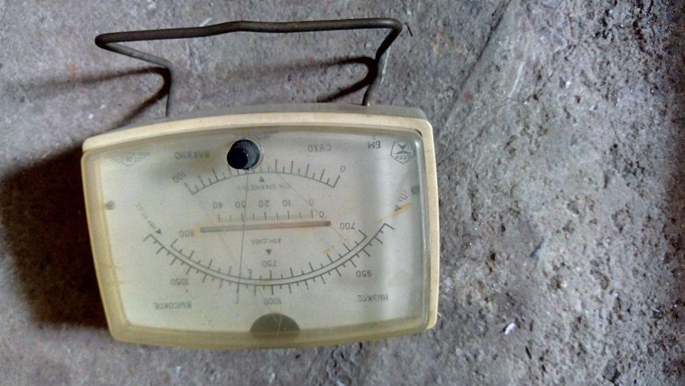 стара съветска метеорологична станция