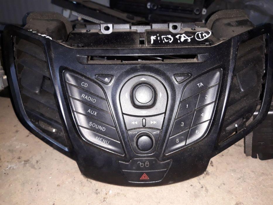 Radio cd Ford Fiesta