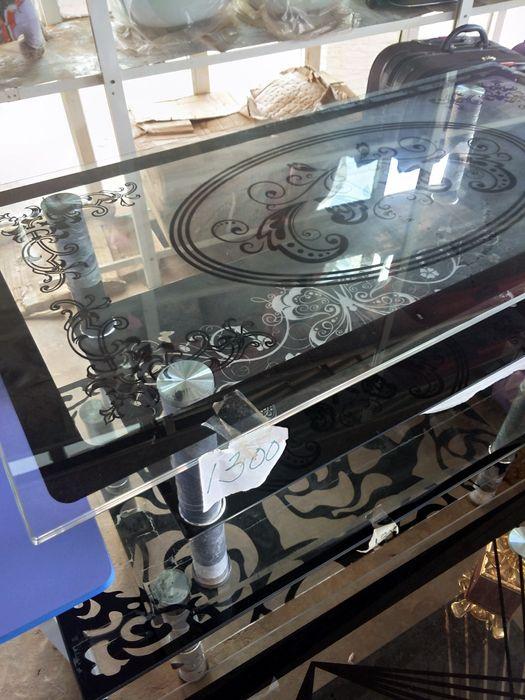 Mesa vidro Nova