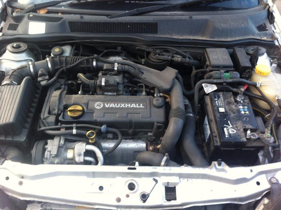 Dezmembrez Opel Astra G 1.7 DTI ISUZU