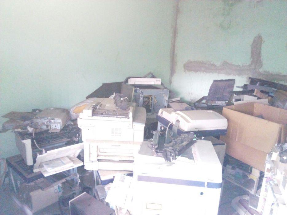Acessorios de Fotocopiadoras