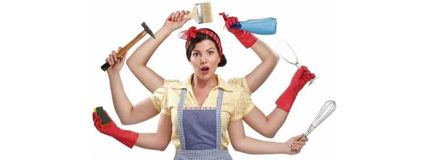 Faca a pre-escricao para vaga de Domestica, baba, Diarista