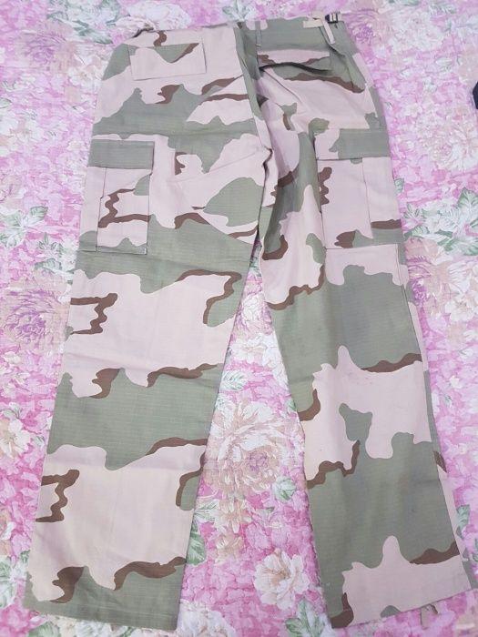 Pantaloni Army Camuflaj (SUA)