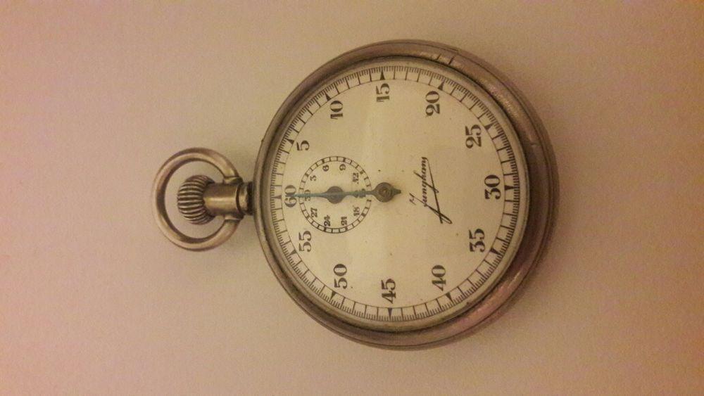 Junghans U-Boat Torpedo Stop Watch