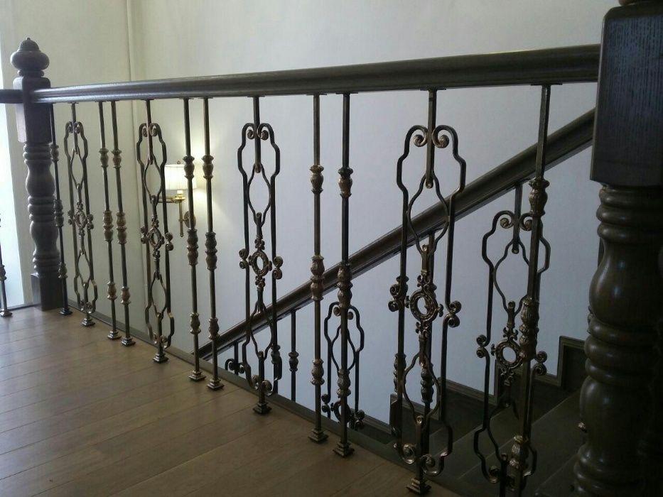 Кованные изделия-Ворота,лестницы,перильные ограждения,решетки,козырьки