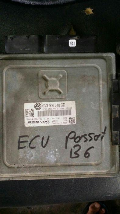 Calculator motor vw passat 2.0 140 bkp