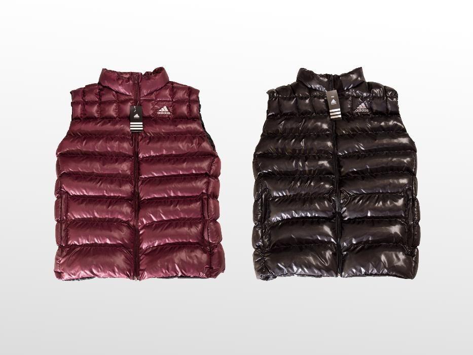 Топ- цена!!! Мъжки спортен елек- Adidas, черен или бордо