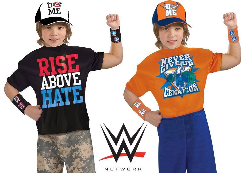 За фенове WWE! Кеч тениски на Джон Сина / Cena и още над 20 звезди!