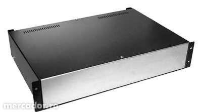 Carcasa,cutia metalica,amplificator,sursa,GM3012/2