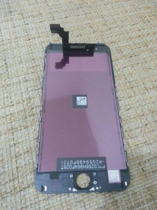 Iphone 6+ display touch