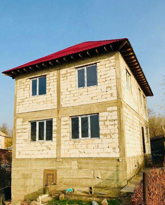 Продается дом в Алматы, возможен обмен на кв в Караганде или Астане