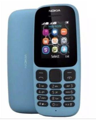 Nokia 105 Selado com garantia