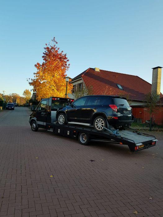 Tractari auto zona Bran-Moieciu-Zarnesti-Rasnov