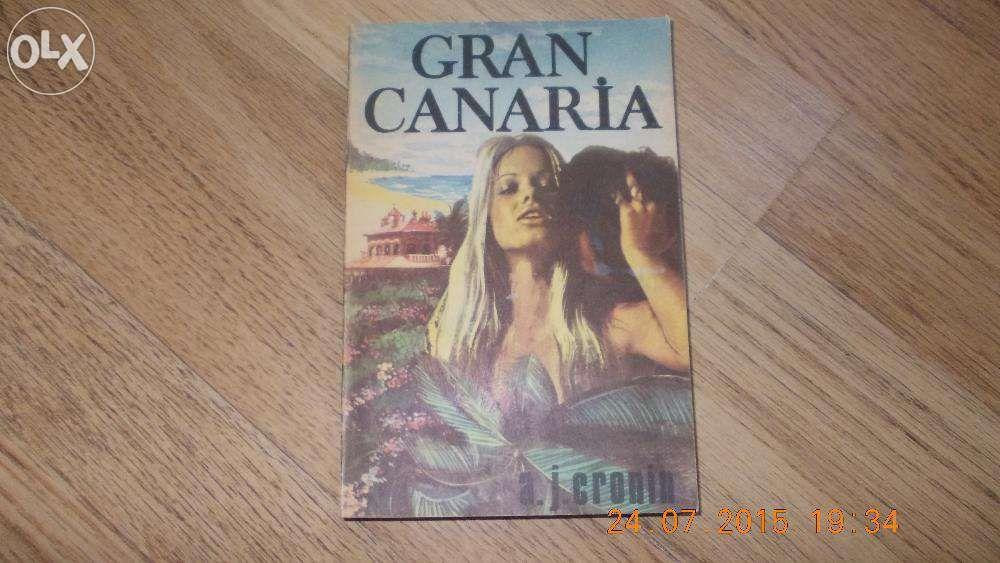 Gran Canaria de A.J.Cronin