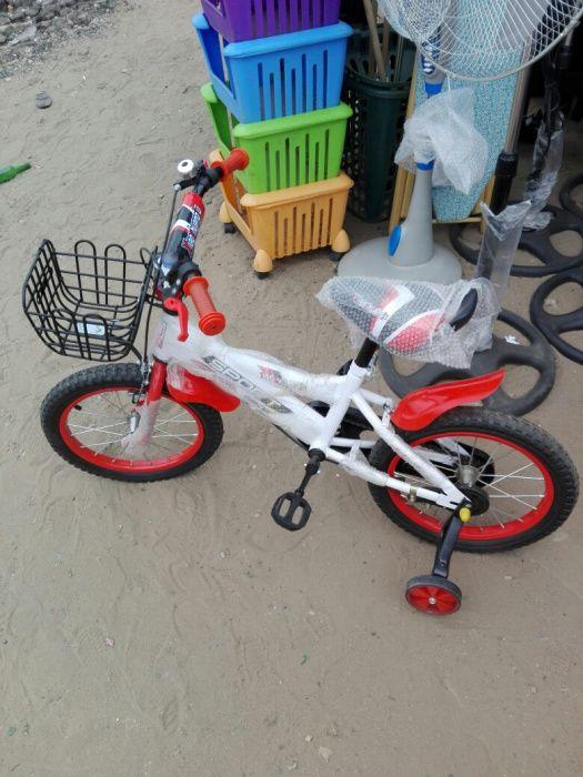 Bike nova de miudos dos 7anos