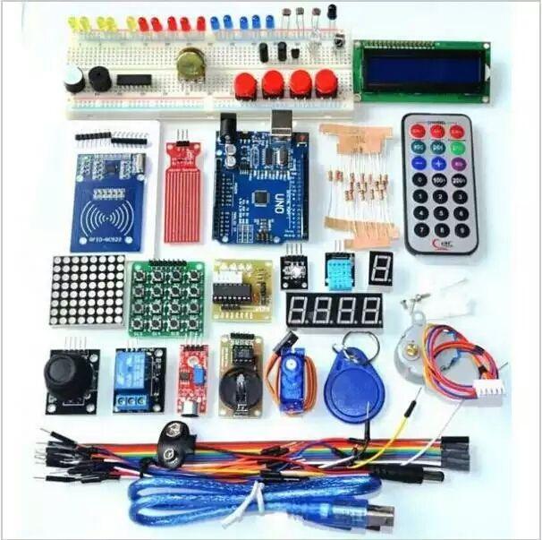 Arduino Uno kit completo