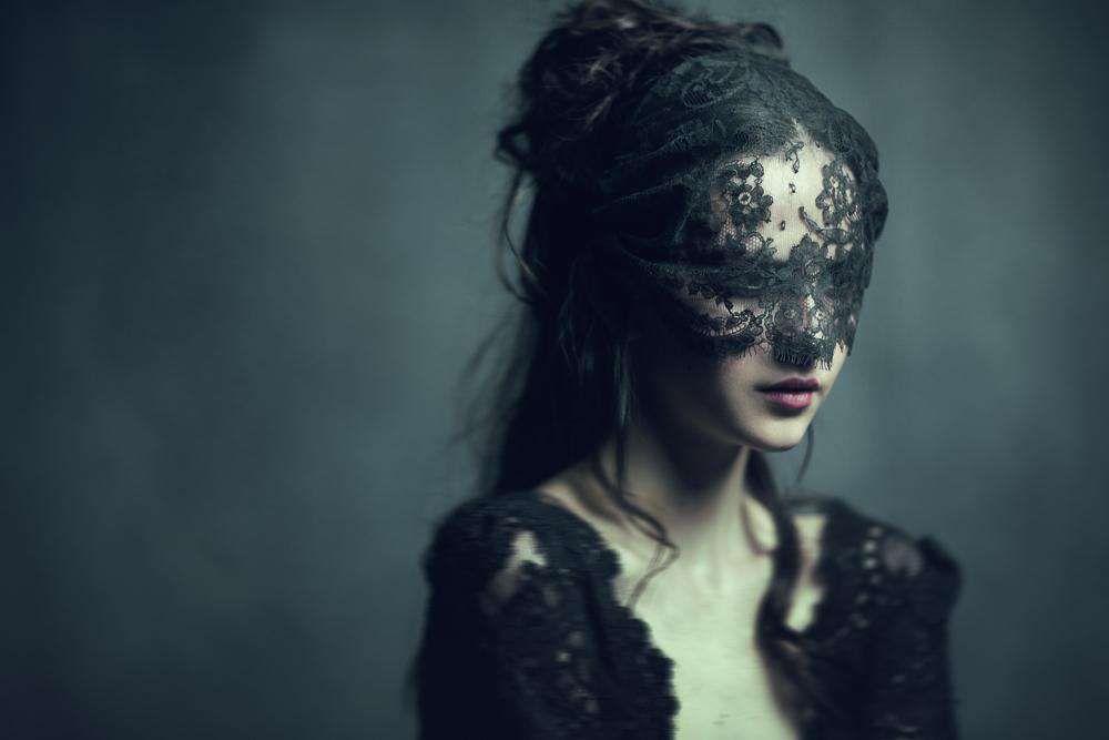 вуаль-маска