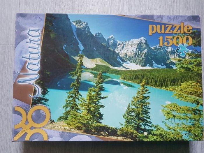 Puzzle Natura 1500 piese