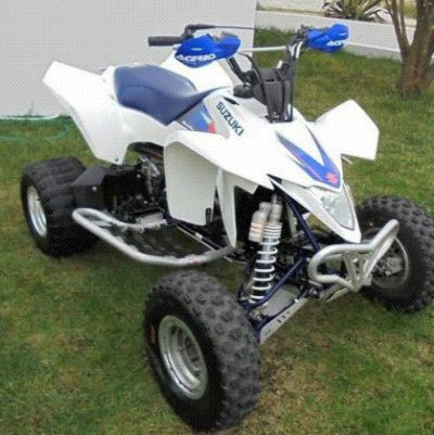 Moto de 4 Rodas Suzuki LTZ 400