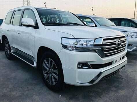 Toyota Land Cruiser VXR V8 0km Disponível