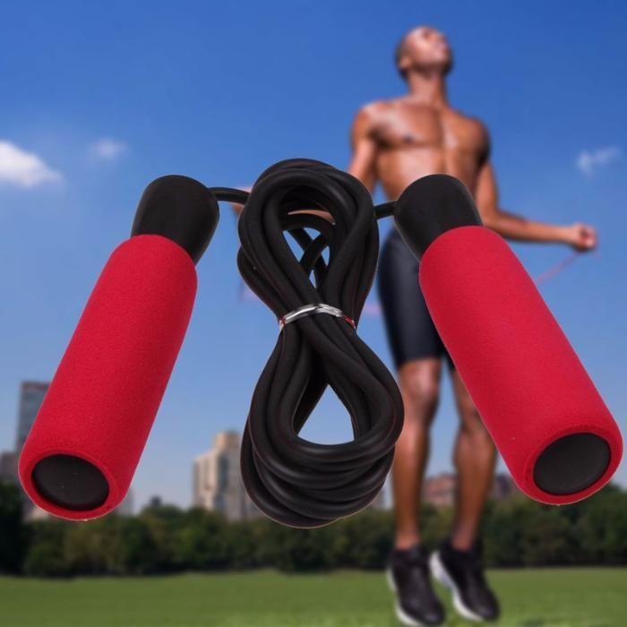 Въже за скачане / Фитнес въже 4-цвята