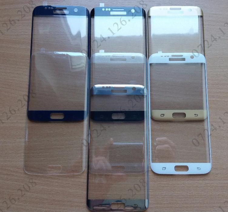 Folie sticla Samsung S6, S7, EDGE, S8,S9 S9 Plus,S8+ PLUS, NOTE 8,9 Bucuresti - imagine 2