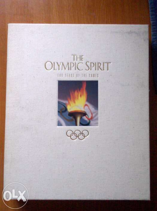 The Olympic Spirit - 100 Years Of The Games