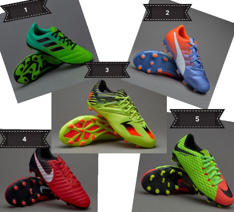 Детски футболни бутонки Adidas,Nike,Puma