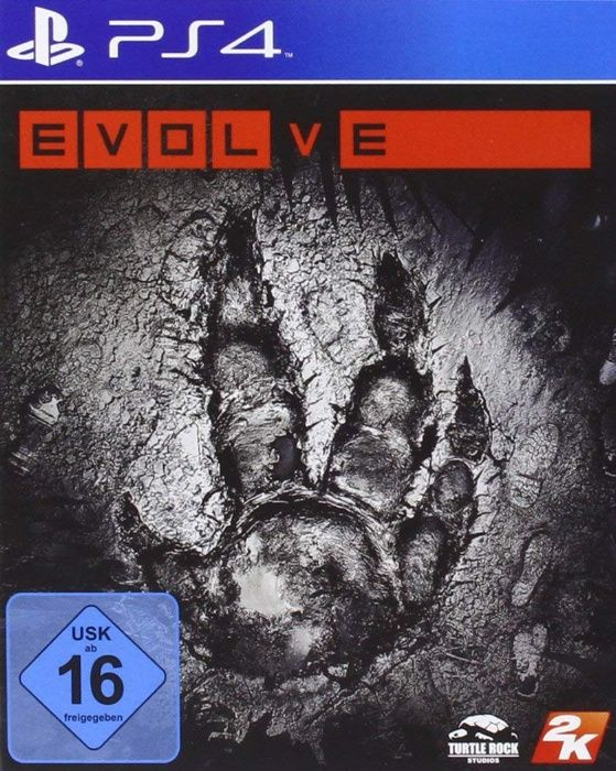 чисто нова Evolve Special Edition Hunters Pack за PS 4, Playstation 4