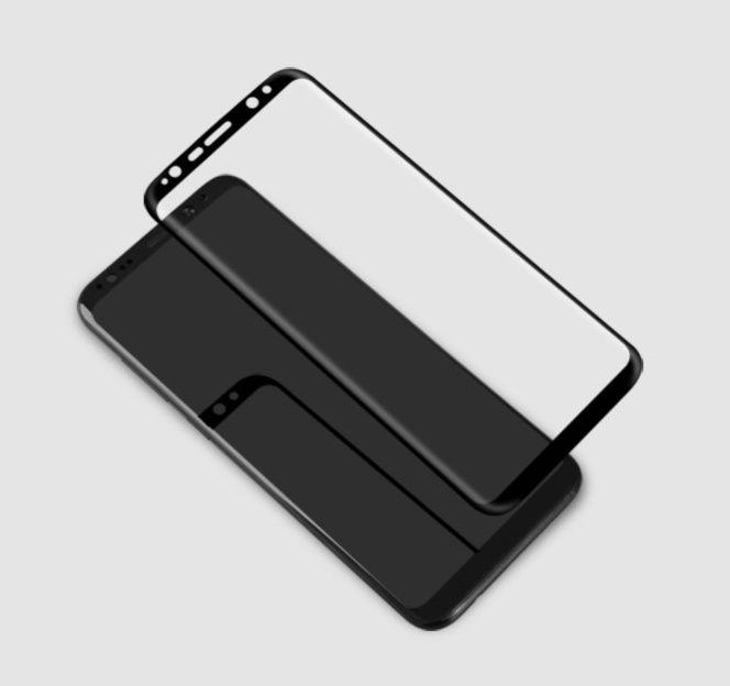 3D стъклен протектор за Samsung Galaxy S9