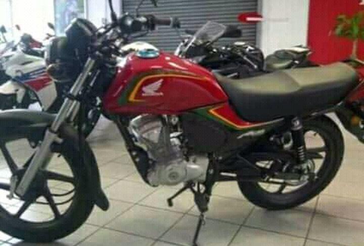 Vende se Moto Honda