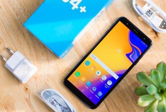 Samsung J4 Plus/novos na caixa!