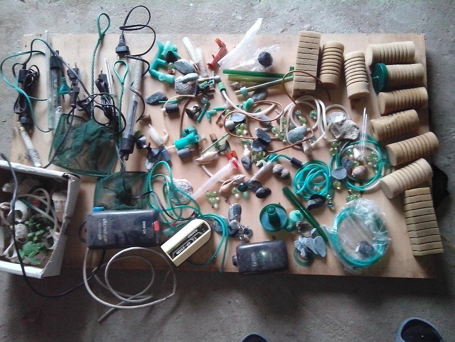 acvariu accesorii
