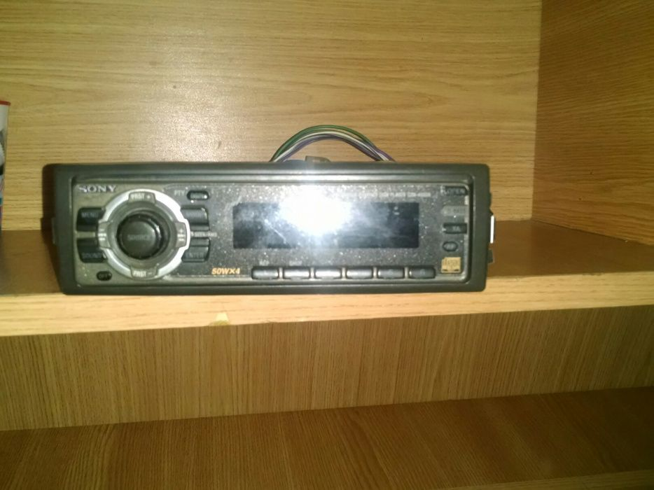 Radio/cd SONY