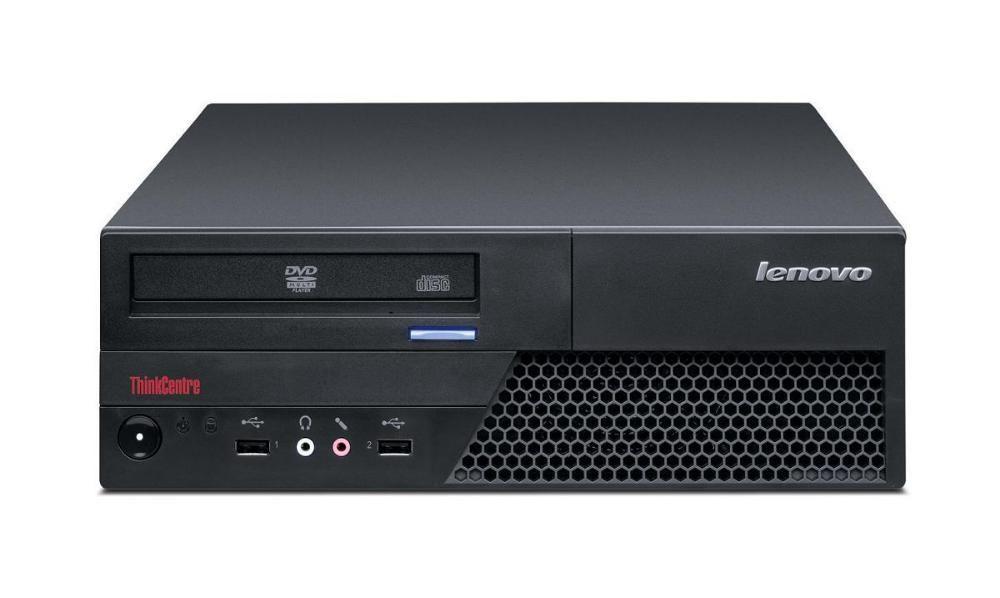 Настолен Компютър LENOVO M58p SFF ,CPU C2D E8400/6MB, RAM-4G DDR3,HDD