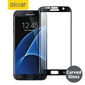 Стъклен протектор за Samsung Galaxy S7 / S7 Edge / S8 / S8+ S9 3D 4D
