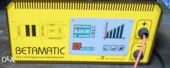 Redresor motostivuitor 24 V - 40 A BETAMATIC incarca 500 A